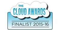 2015-2016 cloud awards finalist