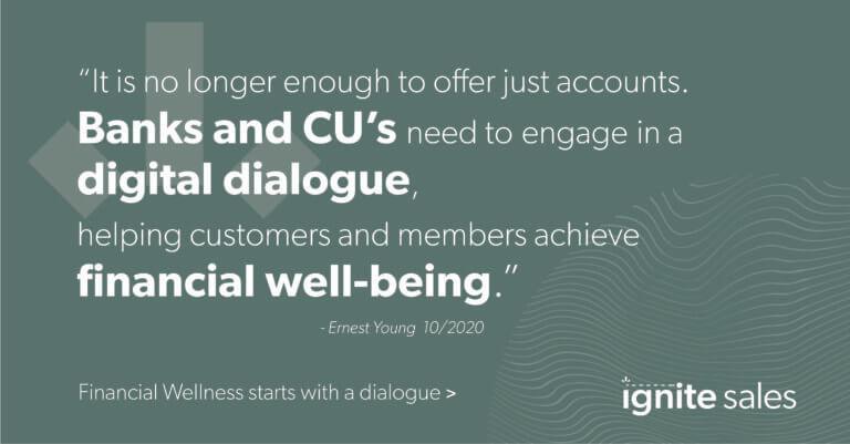 lead customers to financial wellness